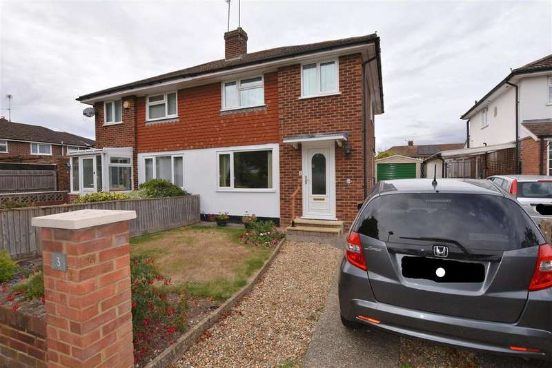 3 Bedrooms Semi Detached House for sale in Ainsdale Crescent, Reading