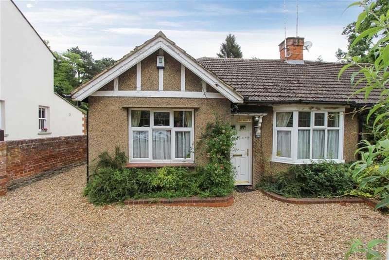 2 Bedrooms Semi Detached Bungalow for sale in Heath Road, Leighton Buzzard