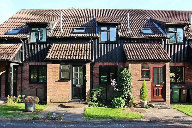 2 Bedrooms Terraced House for sale in Old Sopwell Gardens, St. Albans