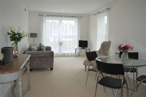 1 Bedroom Flat for sale in Welland Place, St Marys Road, Market Harborough