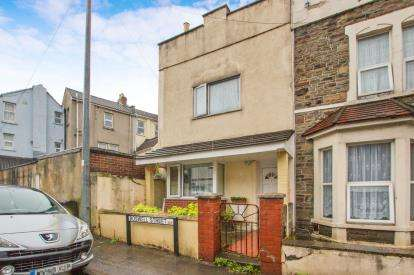 3 Bedrooms End Of Terrace House for sale in Boswell Street, Eastville, Bristol