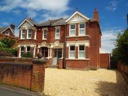 6 Bedrooms Semi Detached House for sale in Highfield, Southampton, Hampshire