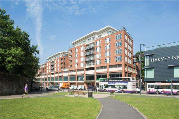 2 Bedrooms Flat for sale in Horizon, Broad Weir, BRISTOL, BS1 3DQ