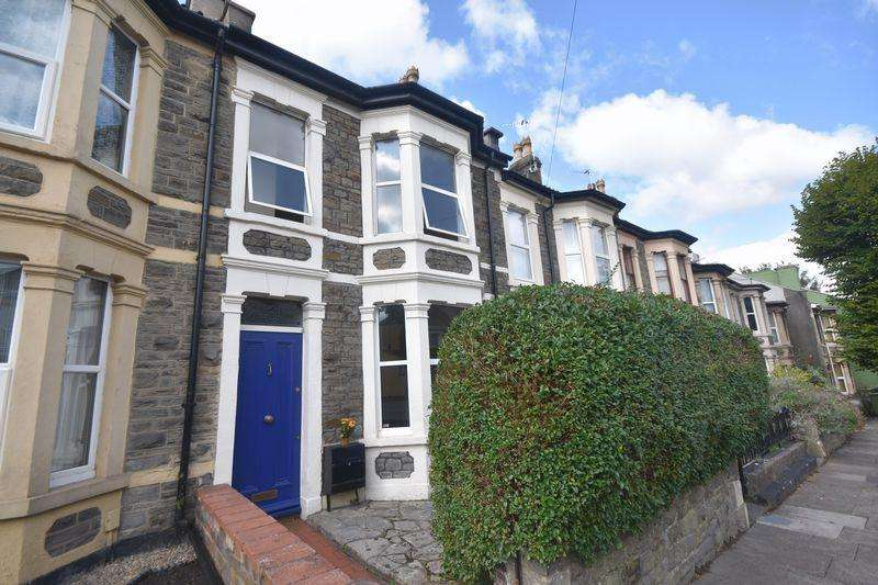 2 Bedrooms Terraced House for sale in Lawn Road Fishponds
