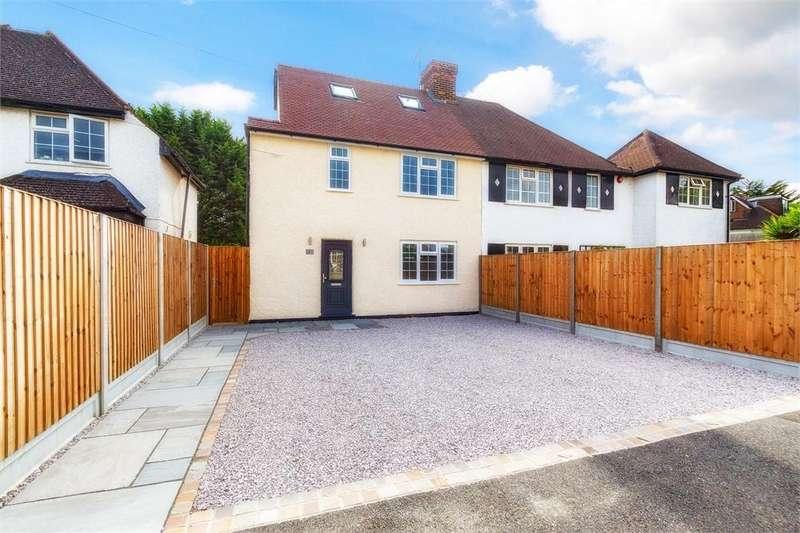 5 Bedrooms Semi Detached House for sale in Longstone Road, Iver Heath, Buckinghamshire