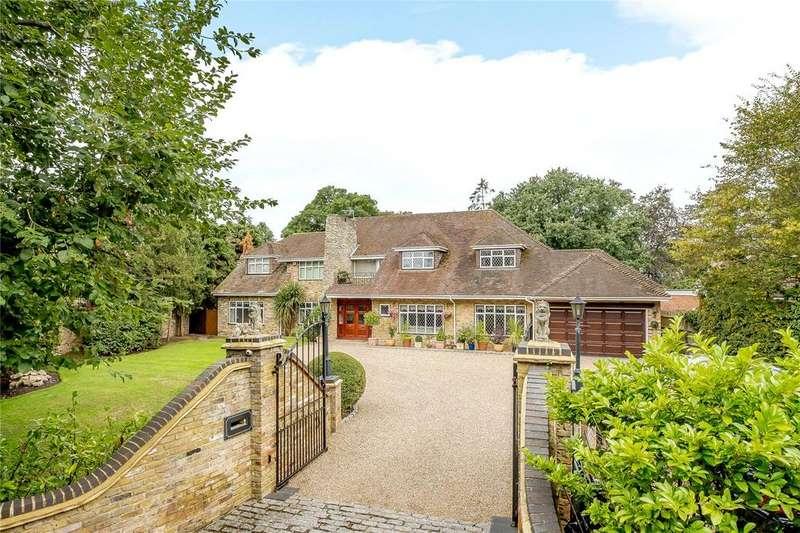 6 Bedrooms Detached House for sale in St. Leonards Hill, Windsor, Berkshire