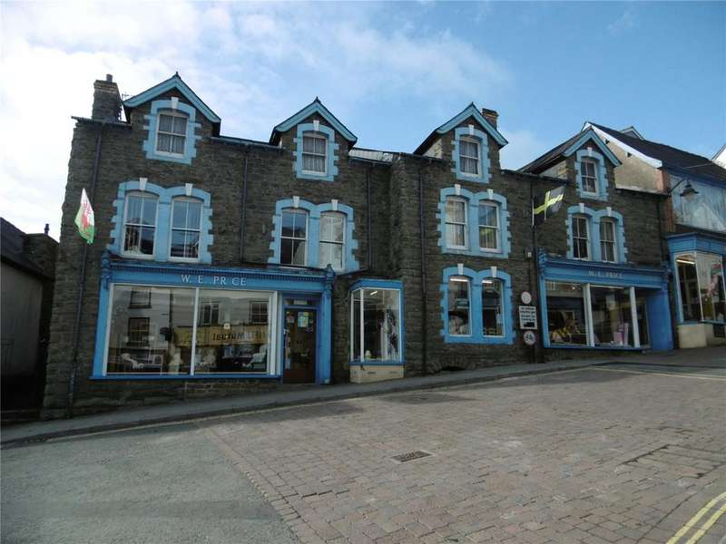 Land Commercial for sale in High Street, Knighton, Powys