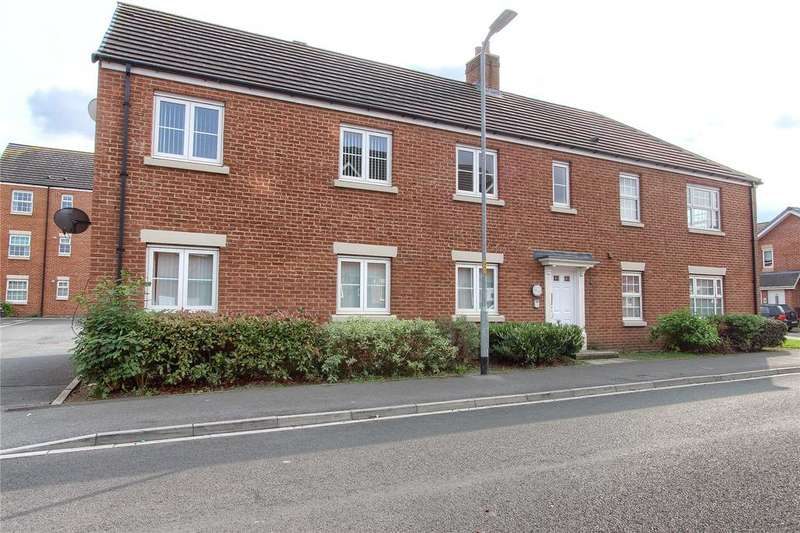 2 Bedrooms Flat for sale in Clough Close, Linthorpe