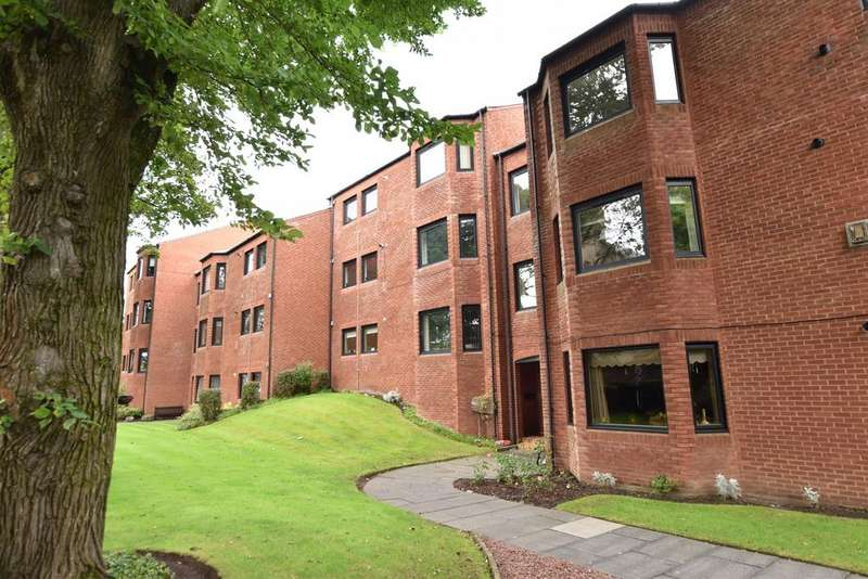 3 Bedrooms Apartment Flat for sale in 10 Savoy Park, Ayr, KA7 2XA