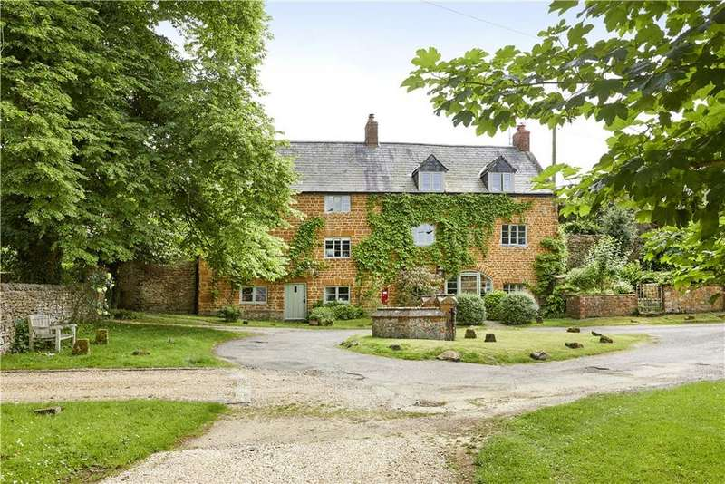 5 Bedrooms Detached House for sale in Ledwell, Chipping Norton, Oxfordshire, OX7