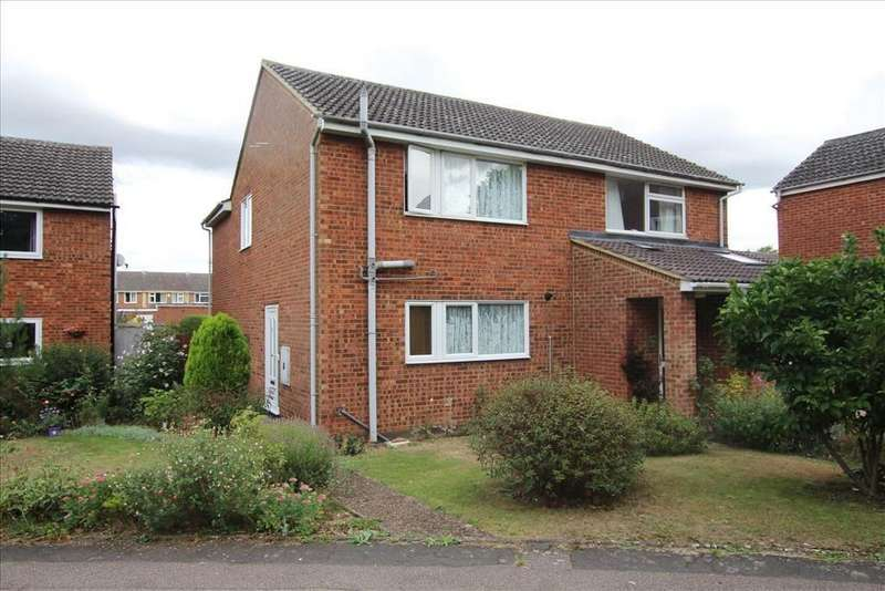 3 Bedrooms Semi Detached House for sale in Mallard Walk, Biggleswade, SG18
