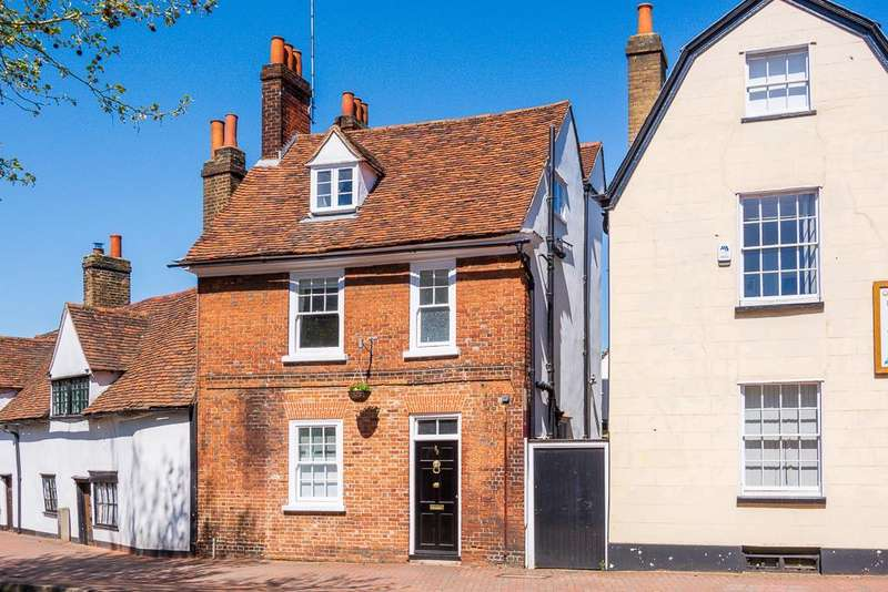 4 Bedrooms House for sale in St. Andrew Street, Hertford