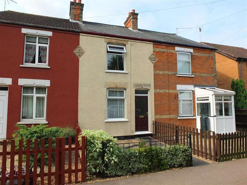 2 Bedrooms Terraced House for sale in Gedney Road, Long Sutton