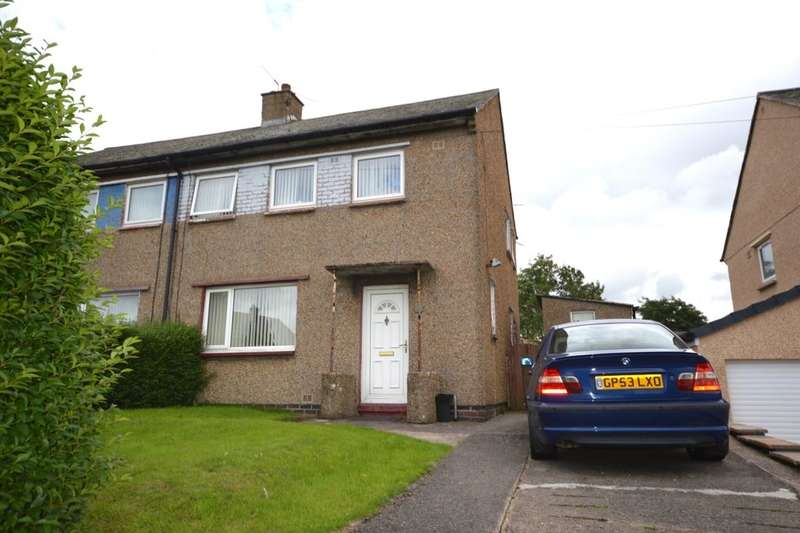 3 Bedrooms Semi Detached House for sale in Meadow Road, Whitehaven, CA28
