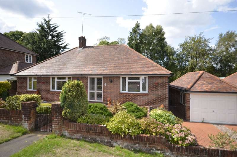 3 Bedrooms Detached Bungalow for sale in Southern Road, West End, Southampton, SO30