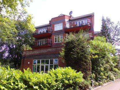 3 Bedrooms Flat for sale in Coniston House, 201 Mossley Hill Drive, Aigburth, Liverpool, L17