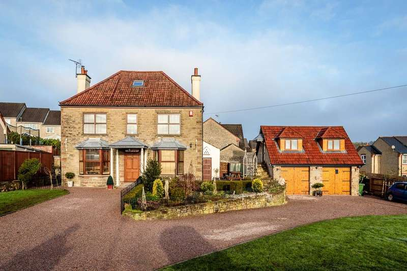 5 Bedrooms Detached House for sale in Station Road, Milkwall, Coleford