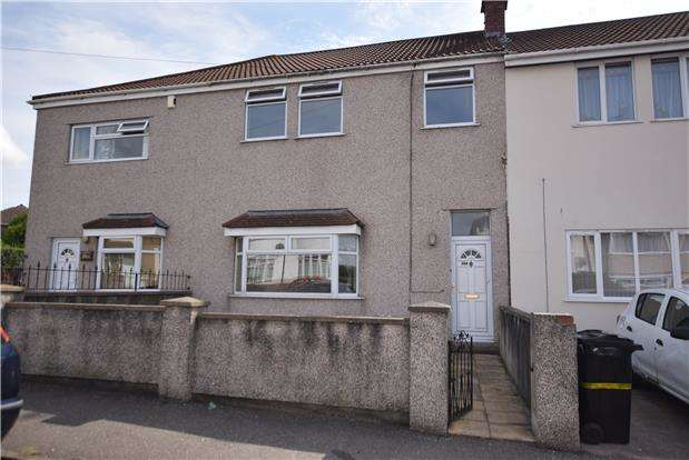 4 Bedrooms Terraced House for sale in Bloomfield Road, BRISTOL, BS4 3QU