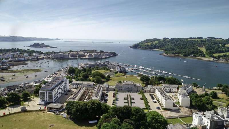 1 Bedroom Apartment Flat for sale in Boscawen, Admiralty House, Plymouth