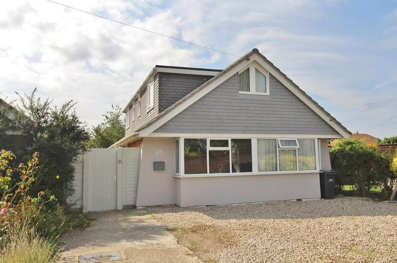 5 Bedrooms Detached Bungalow for sale in Wickor Way, Emsworth