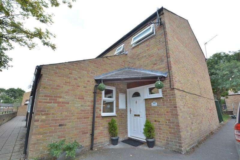 2 Bedrooms End Of Terrace House for sale in Turin Court, Andover