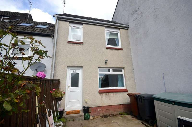 4 Bedrooms Terraced House for sale in Bannerman Place Clydebank G81 2UG