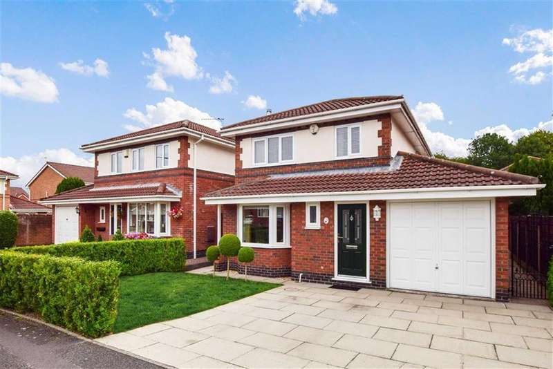 3 Bedrooms Detached House for sale in Alder Drive, Timperley, Cheshire, WA15