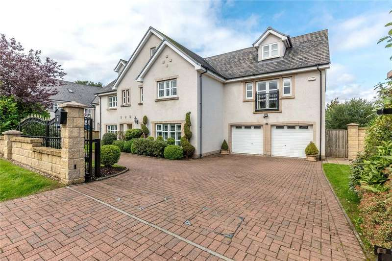 6 Bedrooms Detached House for sale in Caol Court, Thorntonhall, Glasgow, G74