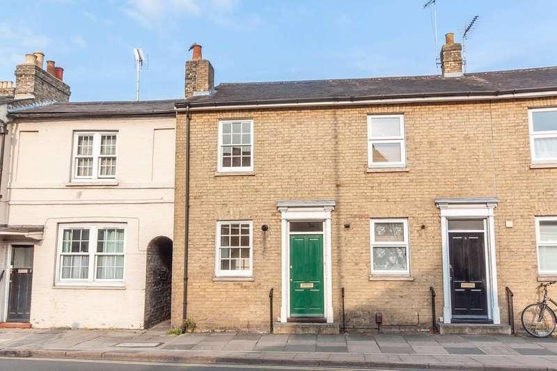 2 Bedrooms Terraced House for sale in Short Street, Cambridge