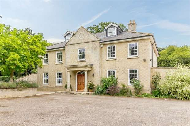 8 Bedrooms Detached House for sale in Woolpit, Bury St Edmunds, Suffolk