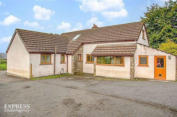 4 Bedrooms Detached House for sale in Buckland-in-the-Moor, Ashburton, Newton Abbot, Devon