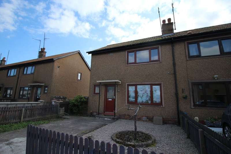 2 Bedrooms Semi Detached House for sale in Glenogil Street, Montrose, DD10
