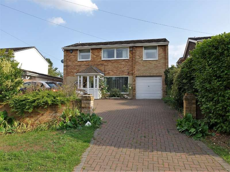 4 Bedrooms Detached House for sale in Butts Ash Lane, Hythe