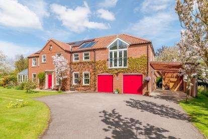 5 Bedrooms Detached House for sale in Malt Kiln Lane, Appleton Roebuck, York, North Yorkshire