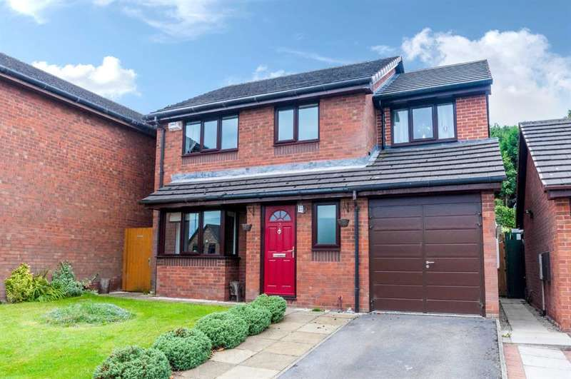 4 Bedrooms Detached House for sale in Horton Rise, Rodley, LS13