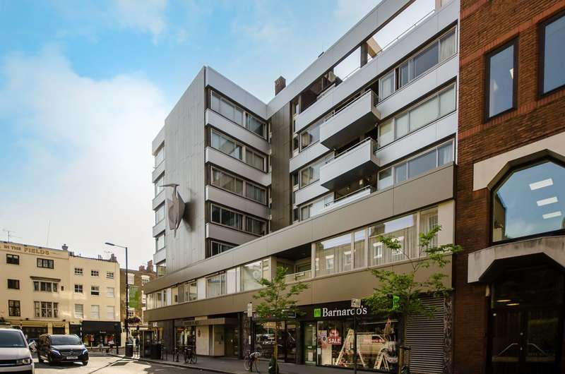 3 Bedrooms Flat for sale in George Street, Marylebone, W1U