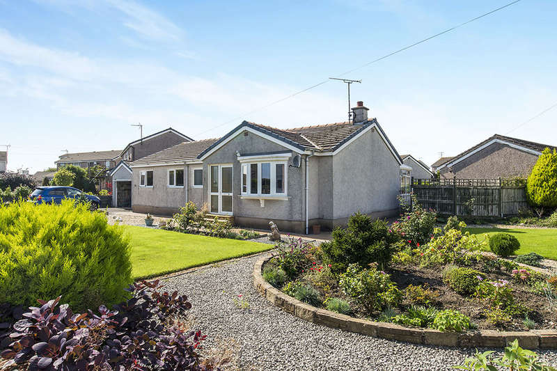 2 Bedrooms Detached Bungalow for sale in Willowside Park, Haverigg, Millom, LA18