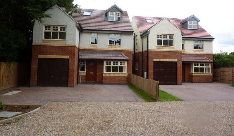 4 Bedrooms Detached House for sale in Uppingham Road, Leicester, LE5 2DP