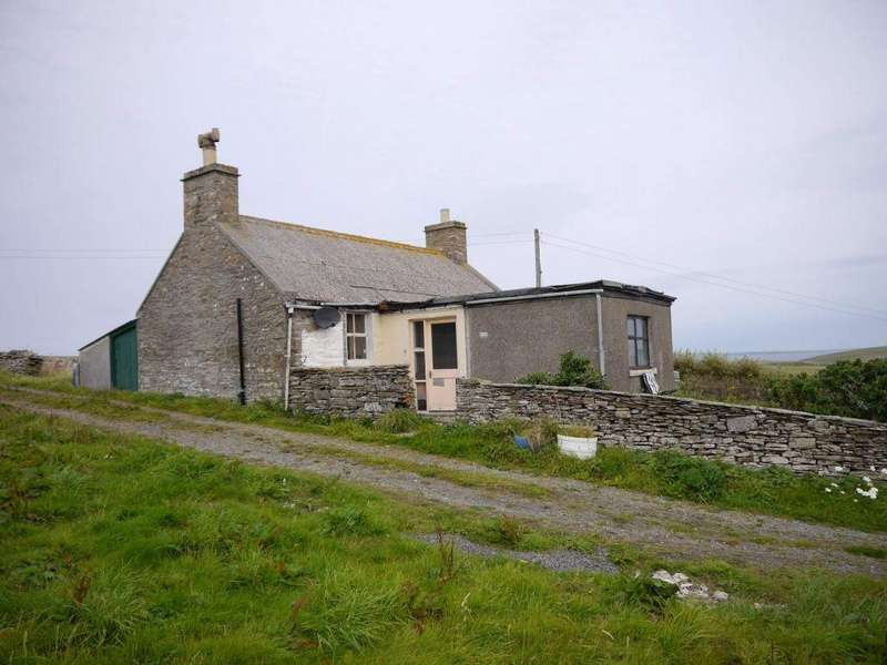 1 Bedroom Cottage House for sale in Lower Hammerfield, Rousay