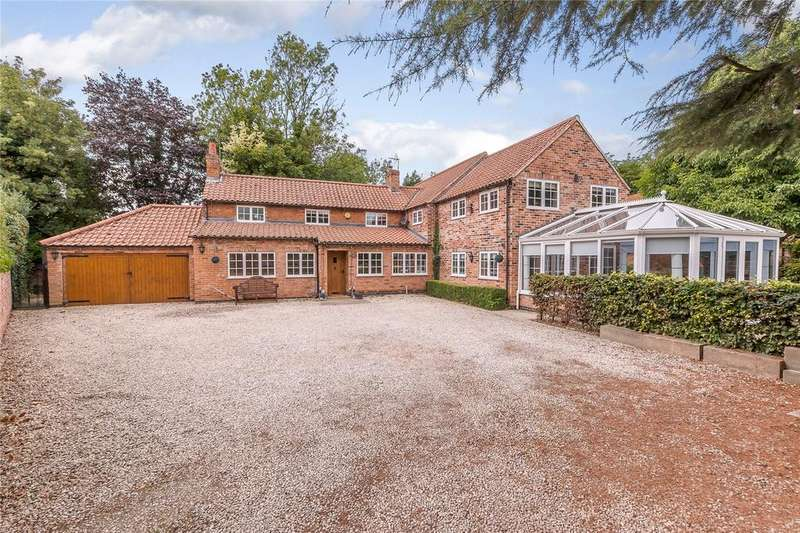 5 Bedrooms Detached House for sale in Southwell Road, Lowdham, Nottingham, NG14