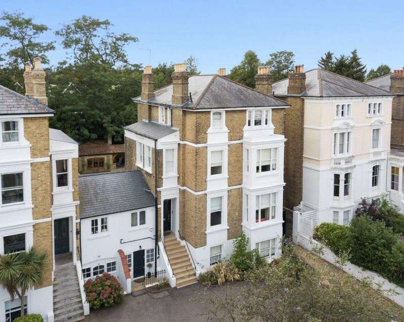 6 Bedrooms Semi Detached House for sale in Marlborough Road, Richmond, London, TW10