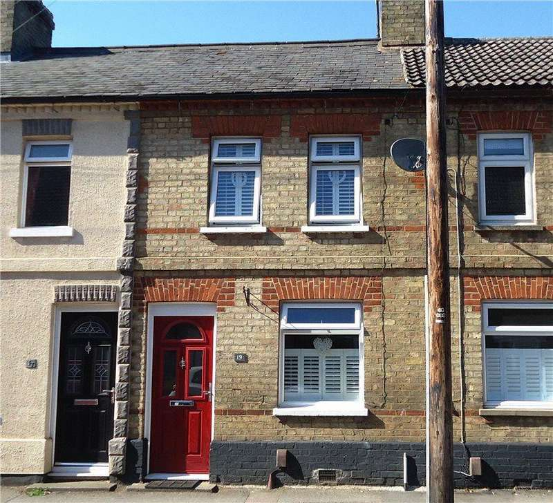 3 Bedrooms Terraced House for sale in Lawrence Road, Biggleswade
