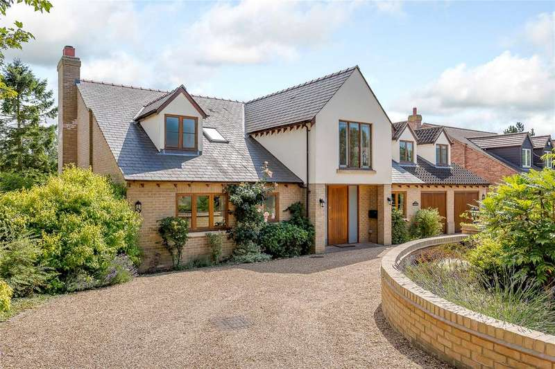 5 Bedrooms Detached House for sale in Hillrow, Haddenham, Ely, Cambridgeshire