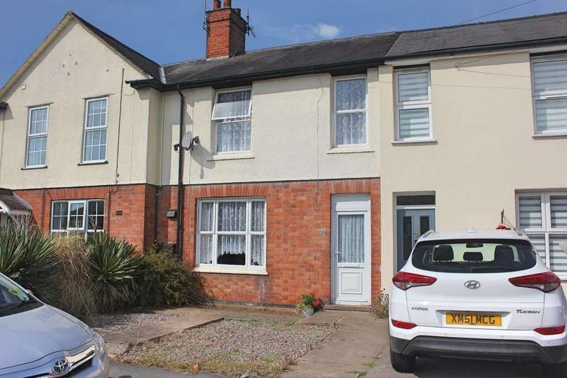 3 Bedrooms Town House for sale in Horsewell Lane, Wigston, Leicester