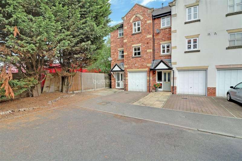 3 Bedrooms End Of Terrace House for sale in Wharton Hall, Winsford