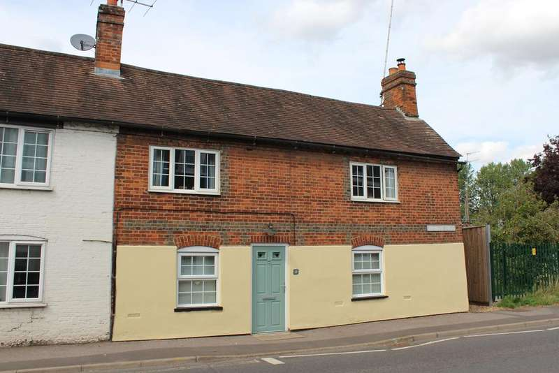 3 Bedrooms Semi Detached House for sale in Charnham Street, Hungerford RG17