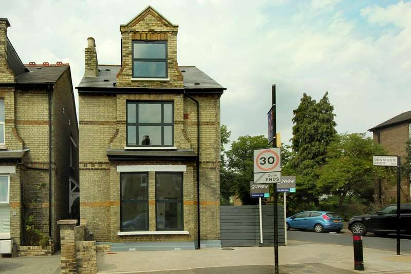 2 Bedrooms Ground Flat for sale in Denmark Rd, W13