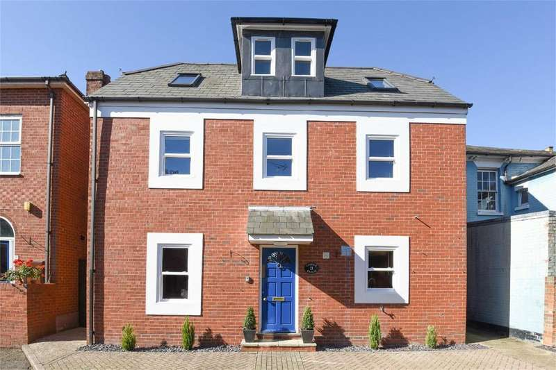 4 Bedrooms Detached House for sale in Itchen Court, Eastgate Street, Winchester, Hampshire, SO23