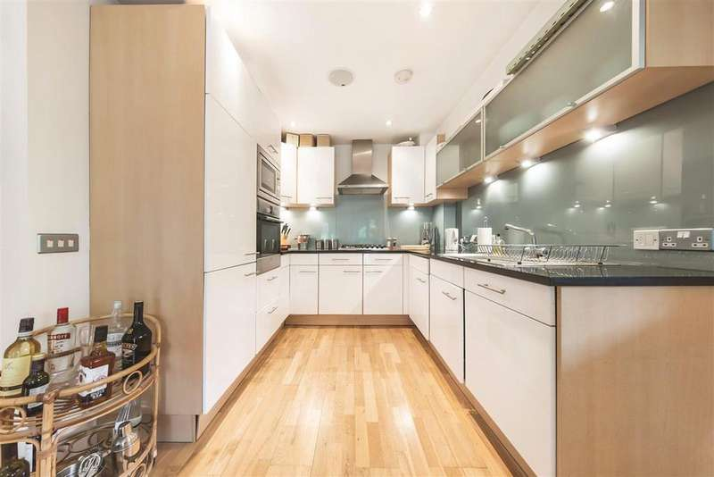 2 Bedrooms Flat for sale in Dryburgh Road, SW15