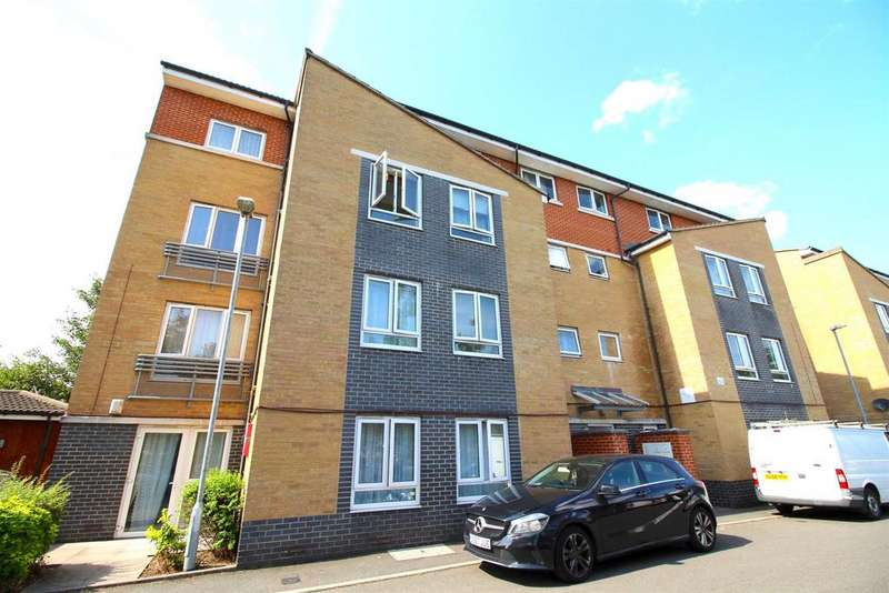 2 Bedrooms Apartment Flat for sale in Washbourne Court, Edmonton, N9